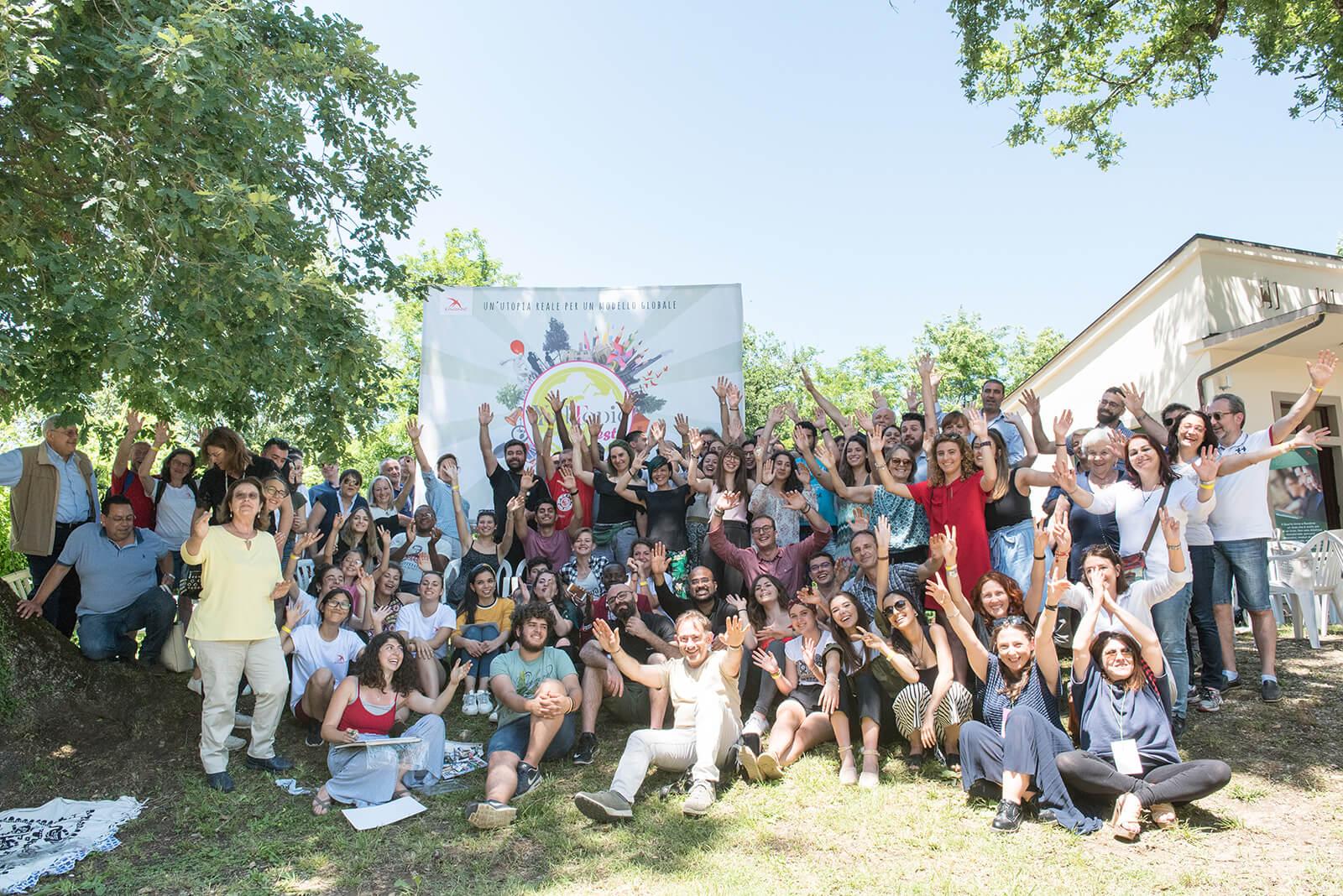 Un'utopia reale per un modello globale. A Rondine si chiude anche la terza edizione di YouTopic Fest