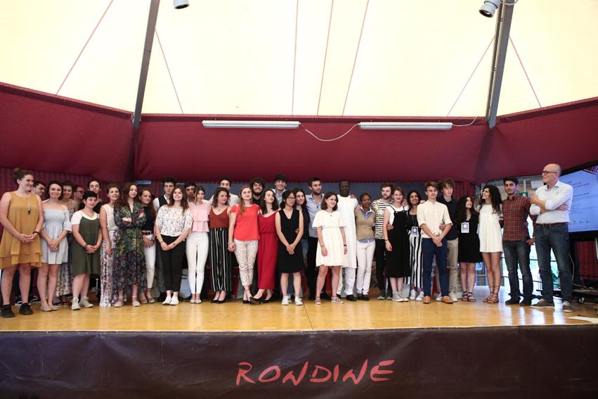 Le Rondinelle volano in tutta Italia. Si chiude la terza edizione del Quarto Anno Liceale D'eccellenza a Rondine con tante novità