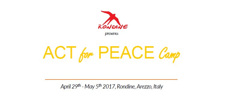 """Act for Peace"". Call for participants coming from Armenia and Azerbaijan"