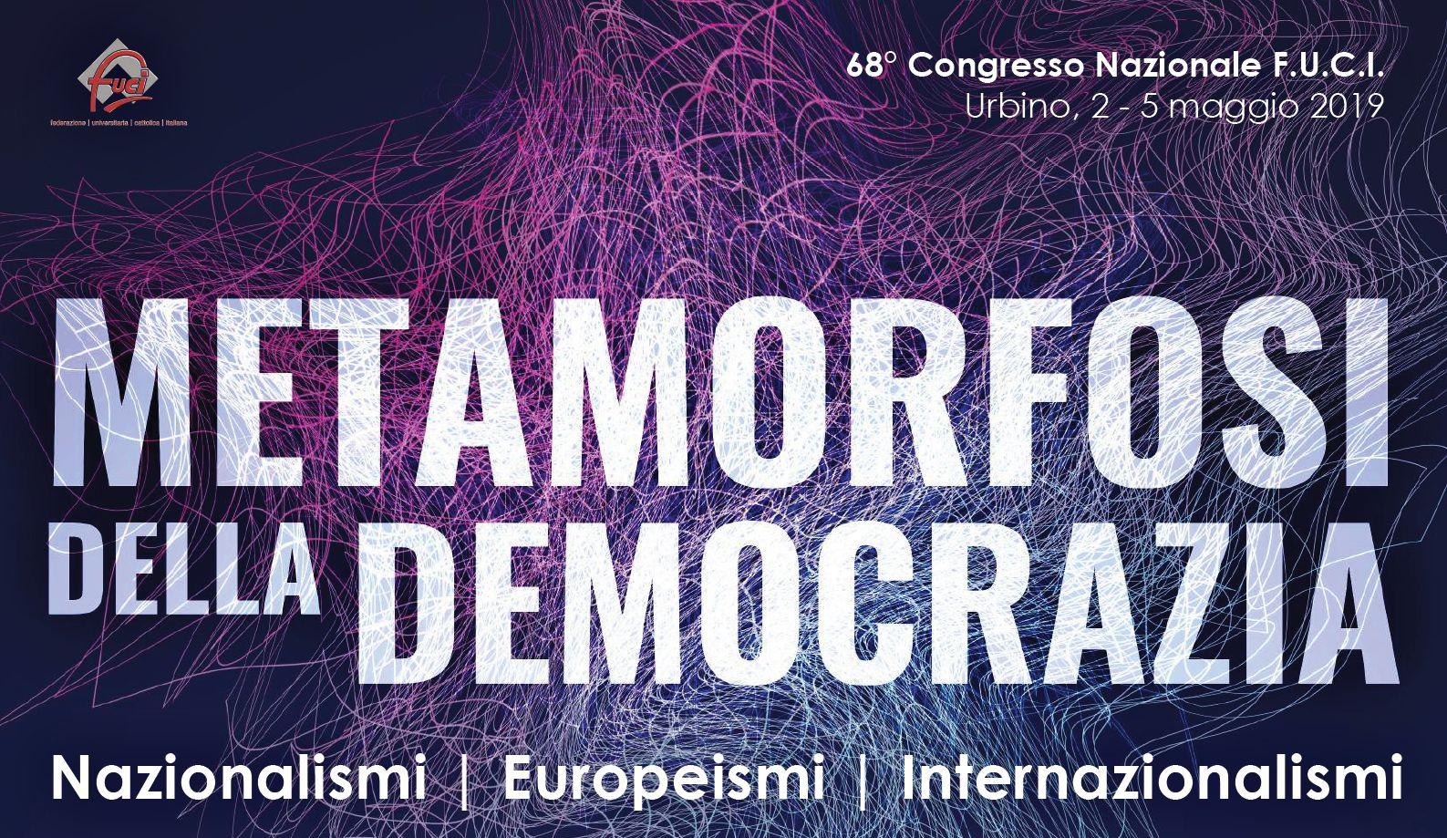 Metamorfosi della democrazia, l'esperienza di Rondine al 68° Congresso Nazionale Fuci