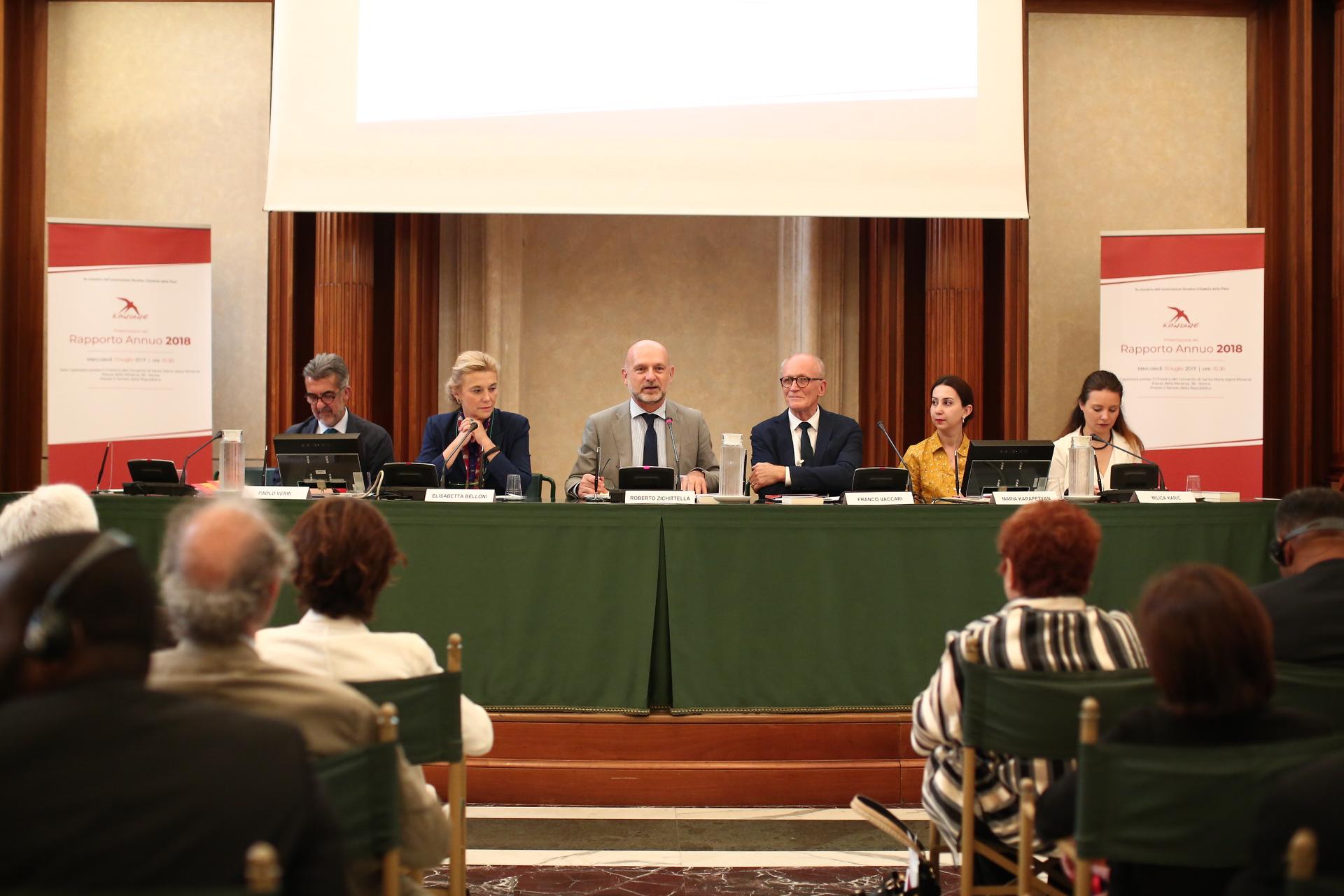 """Matera Capitale Europea della Cultura sostiene la campagna """"Leaders for Peace"""""""