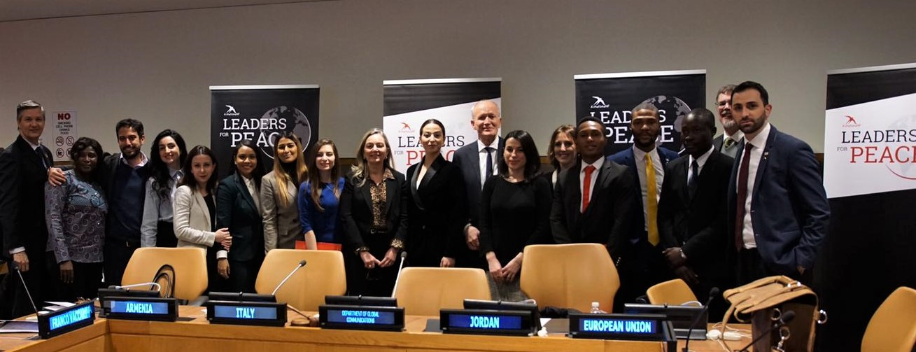 Rondine to the UN: involve all Member States in the creation of a global model for peace leadership
