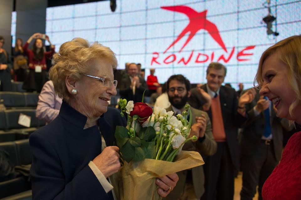 Liliana Segre affida la sua memoria a Rondine Cittadella della Pace