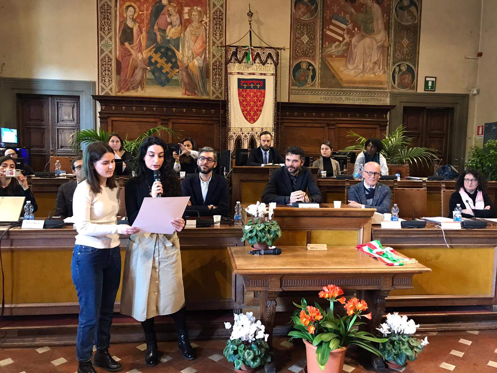 Prato firma l'appello di Rondine Leaders for Peace
