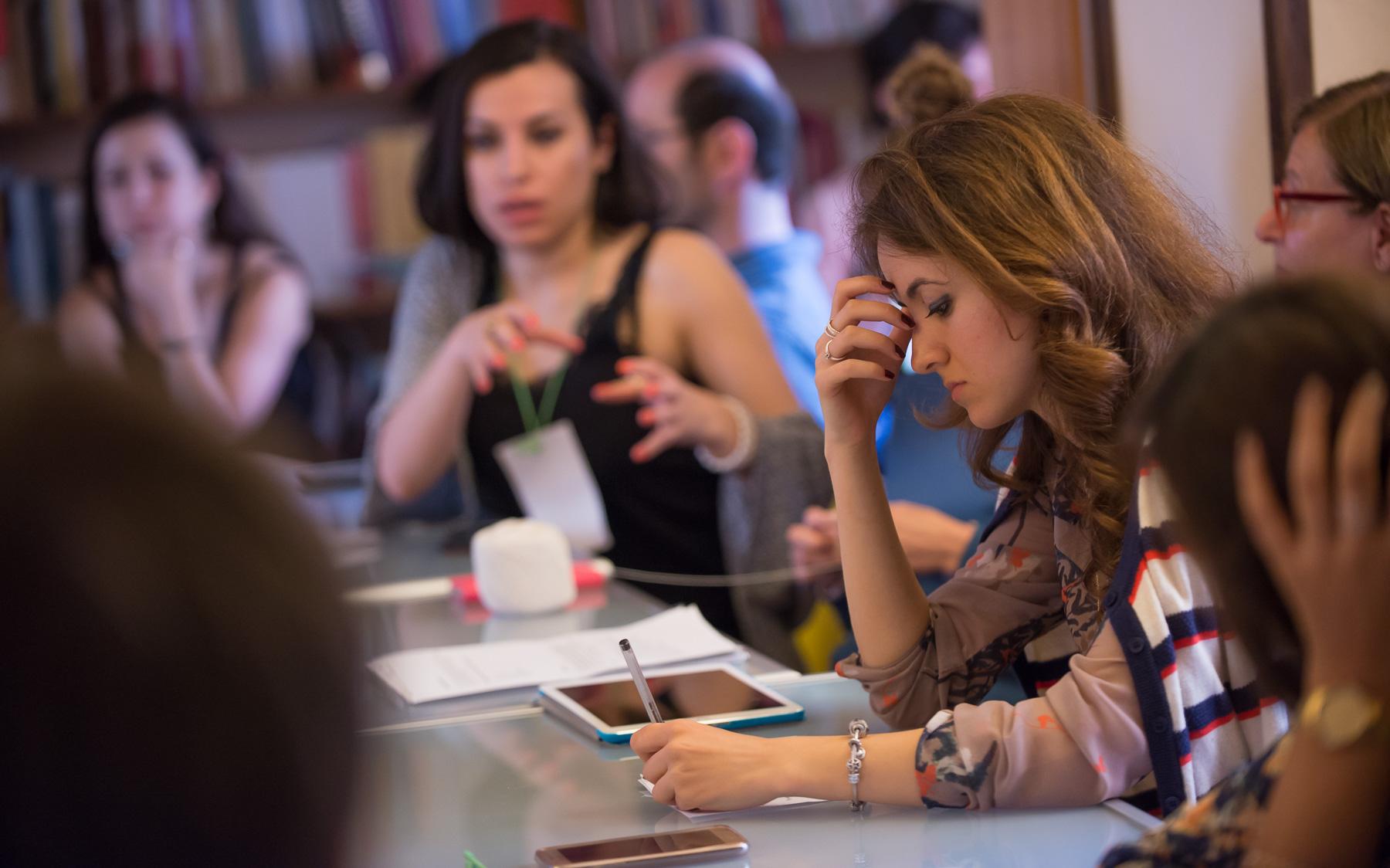 La comunicazione e la gestione del conflitto. A lezione con la Dott.ssa Gloria Maccari