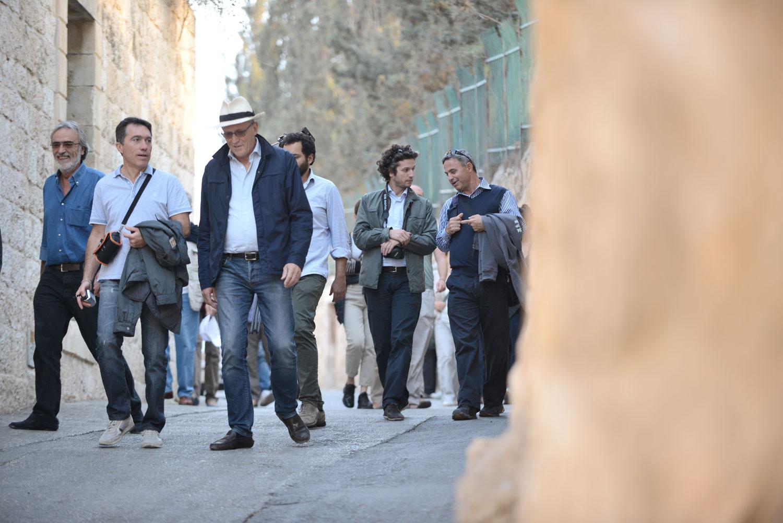 Rondine oltre i muri. Il Viaggio di Pace alla scoperta del Medio Oriente