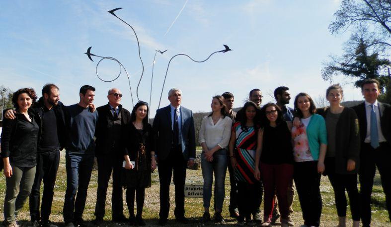"""Casini: """"Rondine esempio di convivenza per il Mediterraneo"""""""