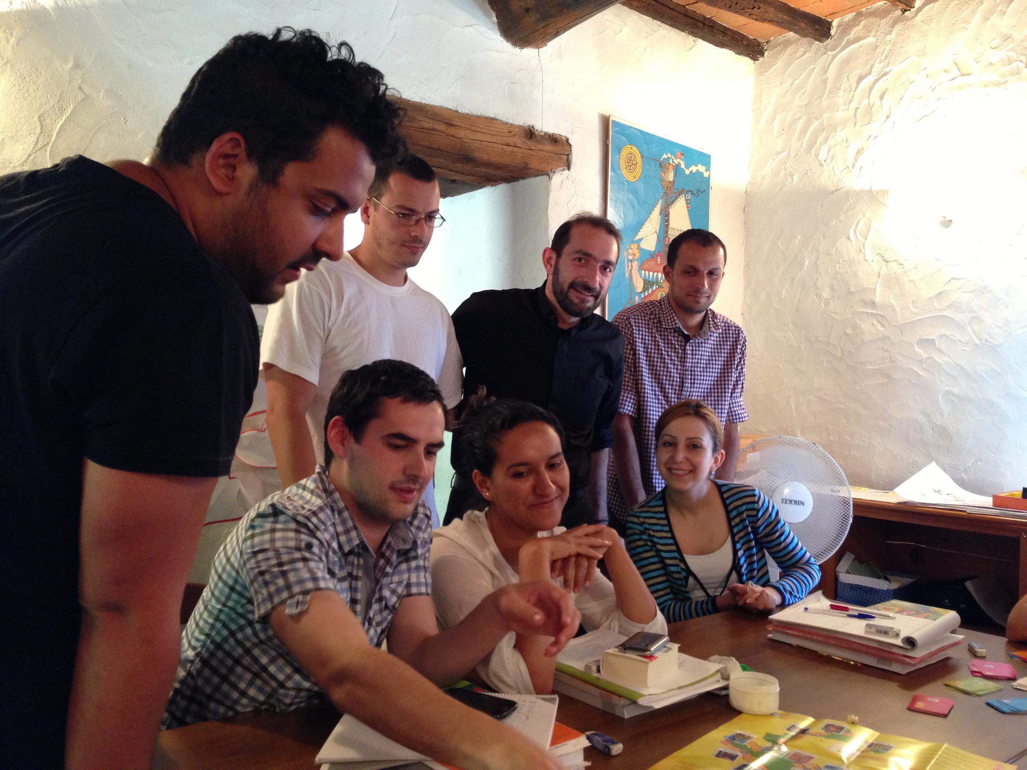 """Un successo per la """"Summer school per una nuova classe dirigente per Sponda sud del Mediterraneo"""""""