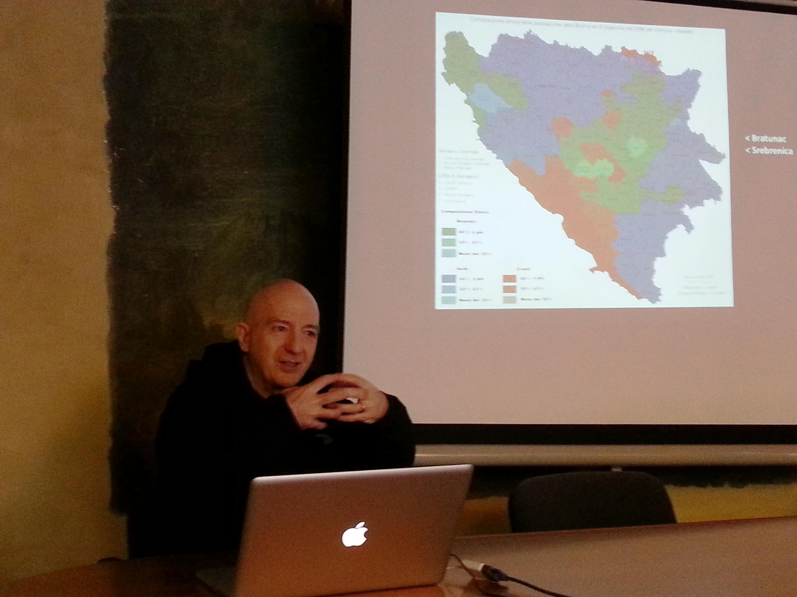 La Storia e le storie. Mario Boccia racconta la sua esperienza di report ai giovani di Rondine