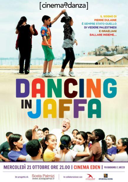 """Dancing in Jaffa"" anteprima italiana all'Eden."
