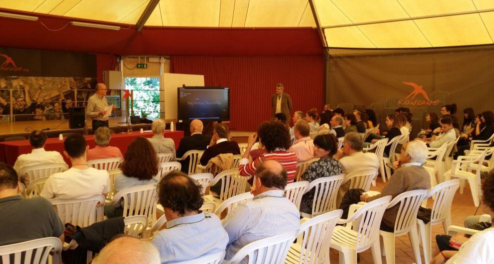Plef e Rondine lanciano un messaggio al G7 di Taormina per il primo Festival dello Sviluppo Sostenibile