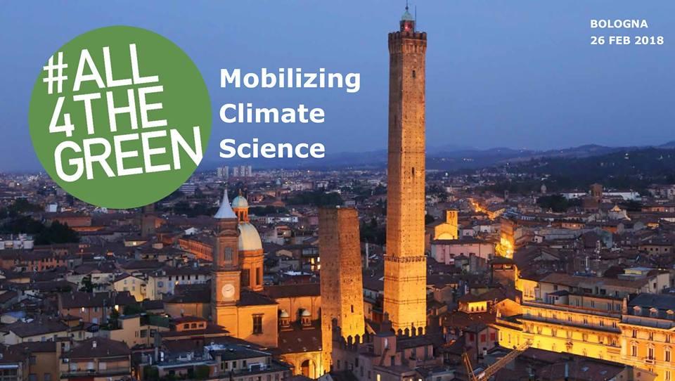 All4TheGreen. Rondine al 30 ° anniversario del Gruppo Intergovernativo sul Cambiamento Climatico (IPCC)